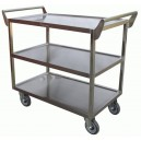 Super heavy duty tubular cart